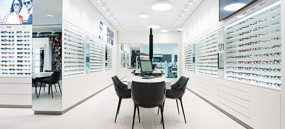 Flagship Store Optik Plessin